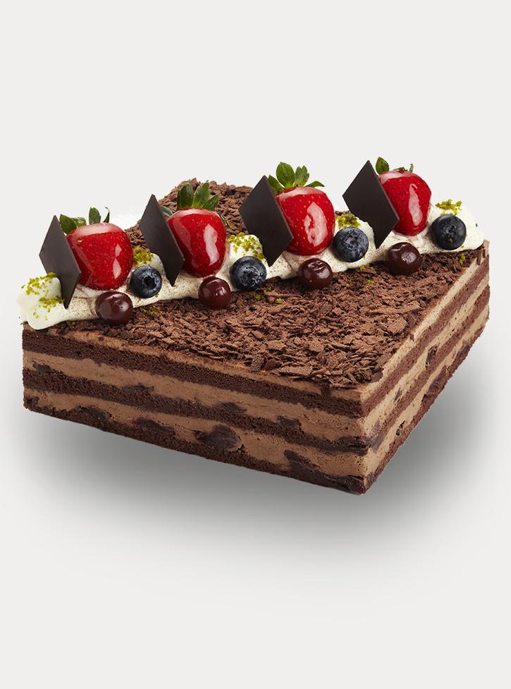 Chocolate Fudge Cake Masterchef